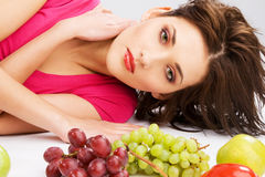 Healthy beauty Royalty Free Stock Images
