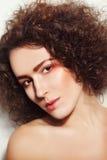 Healthy beauty Stock Photography