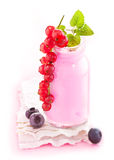 Healthy Berry Smoothie Stock Photos