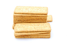 Healthy biscuits Stock Photo
