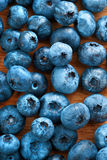 Healthy blueberries background. Stock Photography