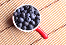 Healthy blueberries Royalty Free Stock Image