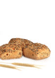 Healthy Bread Rolls Stock Image