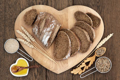 Healthy Bread Royalty Free Stock Images