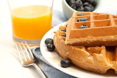 A Healthy Breakfast Royalty Free Stock Image