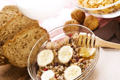 Healthy breakfast Royalty Free Stock Photography