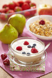 Healthy breakfast Royalty Free Stock Image