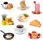 Healthy breakfast Stock Photos
