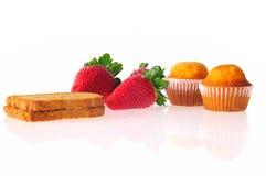 Healthy breakfast. Royalty Free Stock Photos
