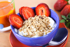 Free Healthy Breakfast Royalty Free Stock Photos - 2091908