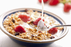 Healthy breakfast. Stock Images