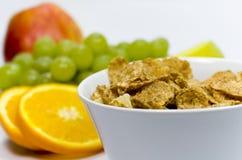 Healthy breakfast. Tasty healthy breakfast close-up Royalty Free Stock Photos