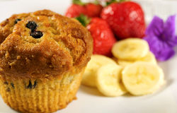 Healthy Breakfast. Delicious and healthy breakfast foods Royalty Free Stock Image