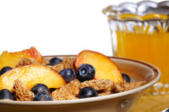 A healthy breakfast Royalty Free Stock Images