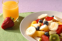 Free Healthy Breakfast Royalty Free Stock Image - 982796