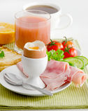 Healthy breakfast Stock Images