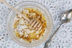 Healthy breakfast. Royalty Free Stock Photography