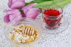 Healthy breakfast. Stock Images