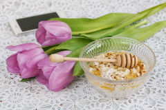 Healthy breakfast. Royalty Free Stock Images