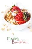 Healthy breakfast. Stock Photos