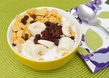 Healthy breakfast Royalty Free Stock Images