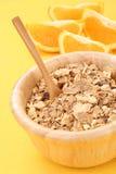 Healthy breakfast - musli Royalty Free Stock Photos
