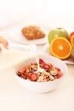 Healthy Breakfast Musli Royalty Free Stock Image