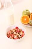 Healthy Breakfast Musli Royalty Free Stock Photos