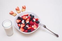 Healthy breakfast Royalty Free Stock Photos