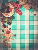 Healthy breakfast still-life Stock Photo