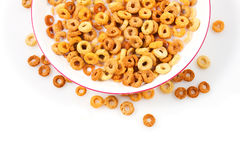 Free Healthy Breakfast With Cereal And Milk Royalty Free Stock Image - 12924946