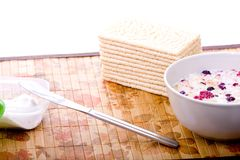 Healthy breakfest Royalty Free Stock Images