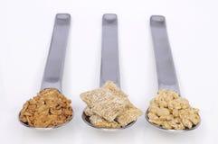 Healthy breakfest choice Stock Photo