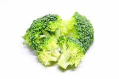 Healthy broccoli. healthy food Royalty Free Stock Images
