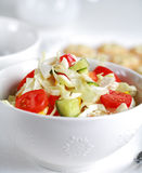Healthy cabbage salat - fatburner Stock Photos