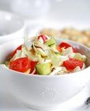 Healthy cabbage salat - fatburner Stock Photos