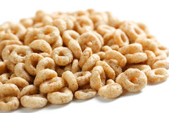 Healthy cereal rings Stock Photography