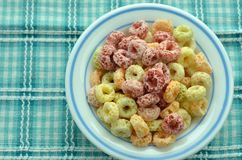 Healthy Cereals Royalty Free Stock Photography