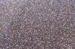 Healthy Chia seed background. Close up background of Chia seeds Royalty Free Stock Image