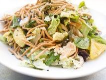 Healthy chicken salad Stock Image