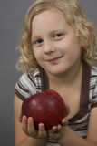 Healthy child Stock Photography