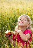 Healthy child Royalty Free Stock Photos