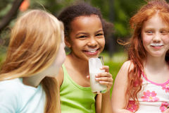 Healthy children Royalty Free Stock Image