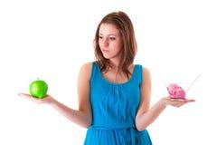 Healthy choice Royalty Free Stock Image