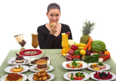 Healthy Choice Stock Photos