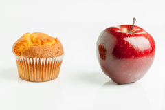 Healthy Choices Royalty Free Stock Images