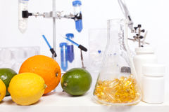 Healthy Citrus Royalty Free Stock Photography