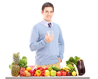Healthy concept Stock Image