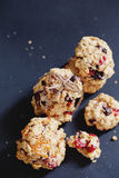 Healthy cookies Royalty Free Stock Photography