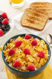 Healthy Cornflake Cereal Royalty Free Stock Image
